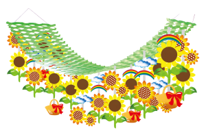 夏の装飾ツール